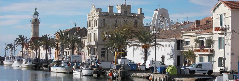 Le Grau-du-Roi port du roy