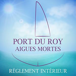 Règlement intérieur Port du Roy